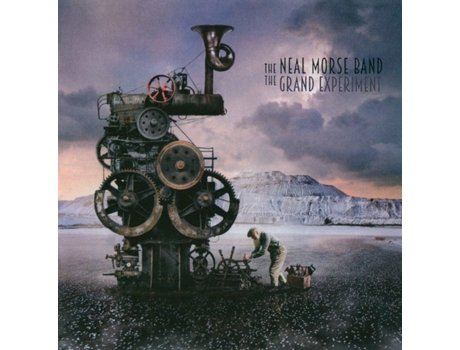 CD The Neal Morse Band - The Grand Experiment