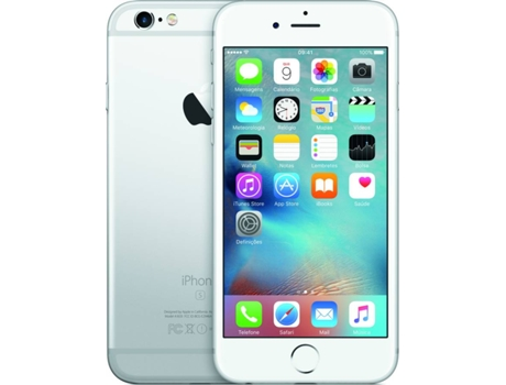 Smartphone MEO iPhone 6S 32Gb 4G Prateado
