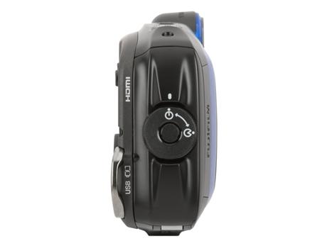 c8c21ce93 Máquina Fotográfica Compacta FUJIFILM XP-120 (Azul - 16.4 MP - ISO: 100 a  6400 - Zoom Ótico: 5x)