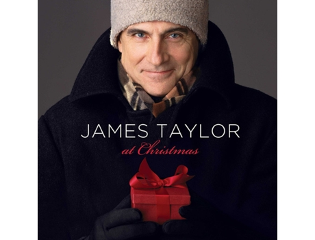 Vinil James Taylor  - At Christmas