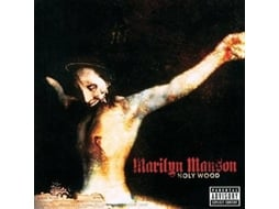 CD Marilyn Manson - Holy Wood — Metal/Hard
