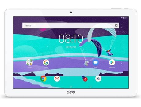 Tablet Spc Gravity Max (10.1'' - 32 Gb - 2 Gb Ram - Wi-Fi - Branco)   [6868996 ]