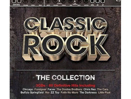 CD The Collection - Classic Rock — Pop-Rock
