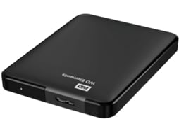Disco Externo 2.5'' Elements 3TB PRETO — 2.5'' / 3 TB / USB 3.0