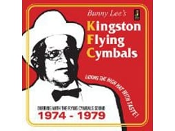 CD Bunny Lee's - Kingston Flying Cymbals (Dubbing With The Flying Cymbals Sound 1974 - 1979)