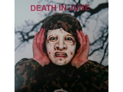 Vinil Death In June - Euro Cross