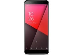 Smartphone VODAFONE Smart N9 16GB Preto — Android 8.1 | 5.5'' | Quad-Core | 2GB RAM