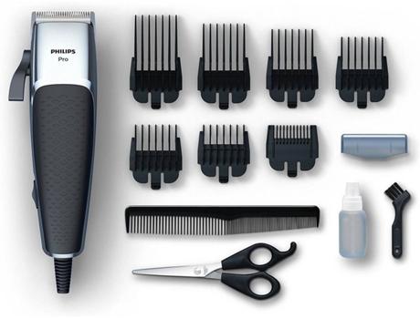 Aparador Multifunções PHILIPS HC5100/15 Pro (Corrente - 0.5 a 25 mm)   [6766579 ]