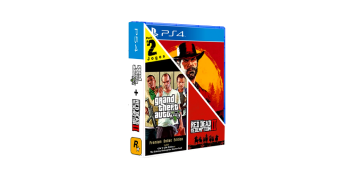 Pack Grand Theft Auto V + Red Dead Redemption