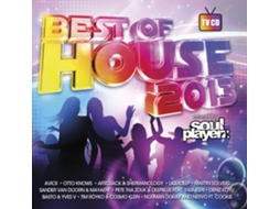 CD Vários - Best Of House 2013 - Mixed By Soul Playerz — House / Electrónica