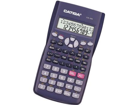 4c889334778 CALCULADORA CIENTÍFICA CATIGA CS-183