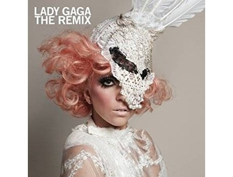 CD Lady Gaga - The Remix — Pop-Rock