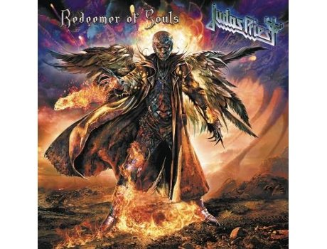 CD Judas Priest - Redeemer of Souls — Pop-Rock