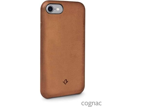 Capa TWELVE SOUTH Relaxed Clip Cognac iPhone 7, 8 Castanho — Compatibilidade: iPhone 6, 6s, 7 ,8