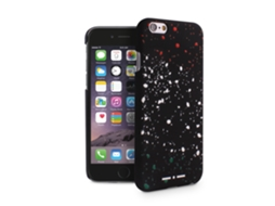 Capa iPhone 6/6S PURO PAINT Black — Capa / iPhone 6/6S