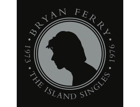 Vinil Bryan Ferry - The Island Singles 1973-1976 — Pop-Rock