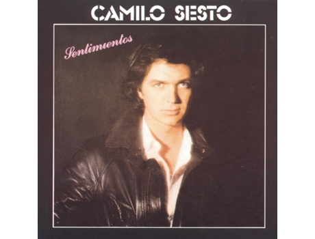 CD Camilo Sesto - Sentimientos — Pop-Rock