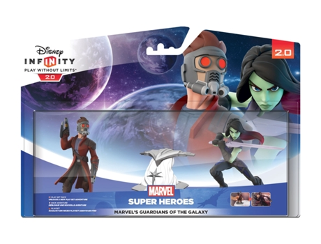 Figura Disney Infinity 2.0 - Pack Marvel¿s Guardinas of the Galaxy — Coleção: Marvel