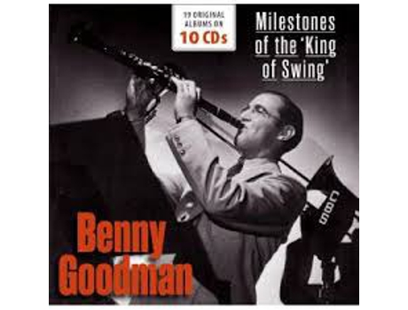 "CD Benny Goodman - Milestones Of The ""King Of Swing"""