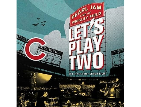 CD Pearl Jam - Let's Play Two (Live at Wrigley Field) — Pop-Rock