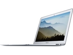 MacBook Air 13'' APPLE MQD42 Prateado — i7 dual-core / 8GB / 256GB SSD
