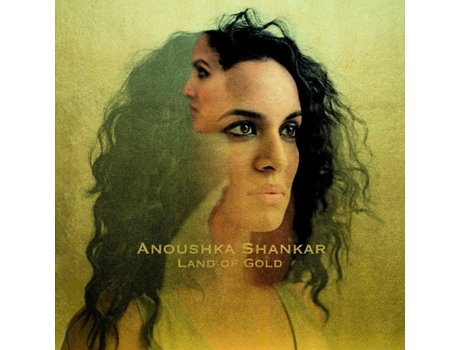 CD Anoushka Shankar - Land Of Gold — Clássica