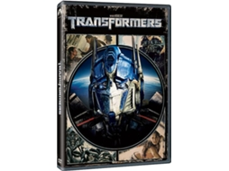 DVD Transformers - O Filme — De: Michael Bay | Com: Megan Fox, Shia LaBeouf