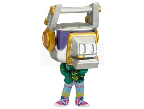Figura Funko Pop Games Fortnite S3 Dj Yonder