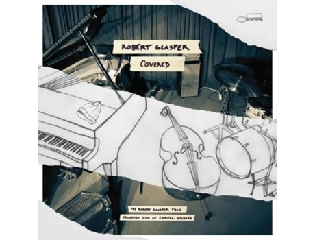 Vinil Robert Glasper - Covered (The Robert Glasper Trio Recorded Live At Capitol Studios) — Pop-Rock