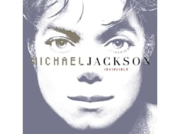 CD Michael Jackson-Invincible — Pop-Rock