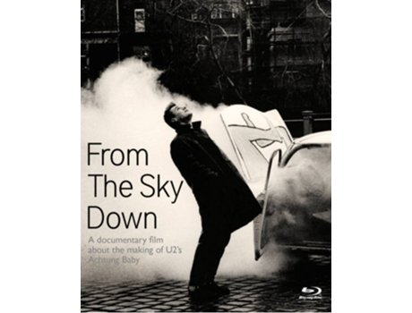 DVD U2 - From The Sky Down — Pop-Rock