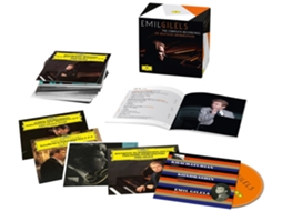 CD Emil Gilels:Complete Recordings On DG — Pop-Rock