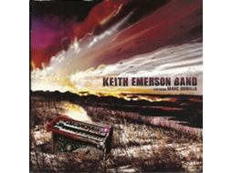 CD Keith Emerson Band Featuring - Marc Bonilla