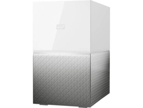 Disco NAS WD My Cloud Mirror Home 8TB — 8TB