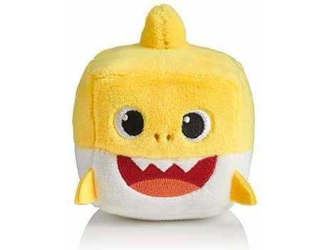 Peluche WOWWEE Pinkfong Baby Shark Official Song Cube (5.28x4.33x2.8 cm)