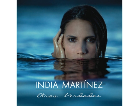 CD India Martinez - Otras Verdades — Pop-Rock