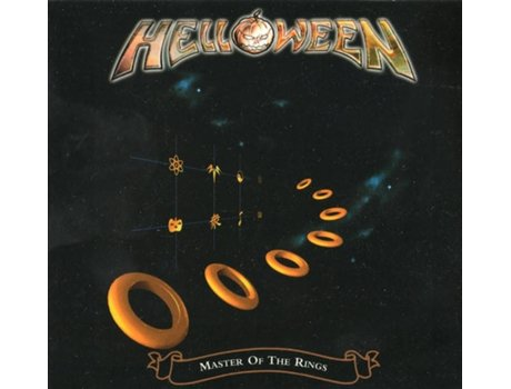 CD Helloween - Master Of The Rings