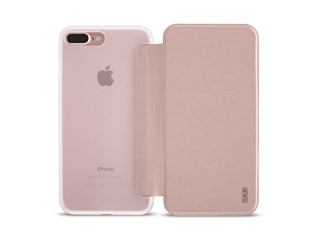 Capa ARTWIZZ Smartjacket iPhone 7 Rose/Gold — Capa / iPhone 7