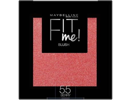Blush Fit Me! Maybelline (5 g) - 55-berry 5 gr