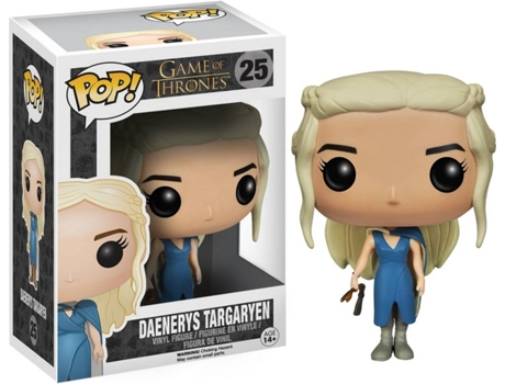 Figura Vinil FUNKO POP! Game of Thrones: Mhysa Daenerys — Game Of Thrones