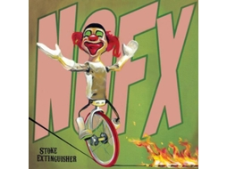 CD NOFX - Stoke Extinguisher