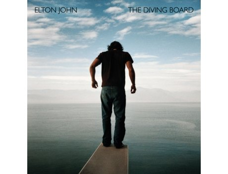 CD Elton John - The Diving Board — Pop-Rock