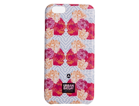 Capa GOODIS Urban Nature Illusion iPhone 6, 6s — Compatibilidade: iPhone 6, 6s