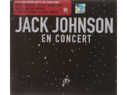 Vinil Jack Johnson - En Concert — Pop-Rock Internacional