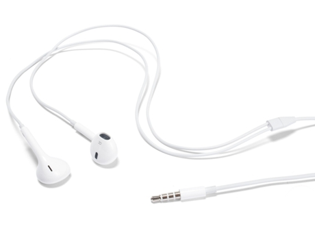 Auricular Earpods APPLE MD827ZM/B — Com Micro