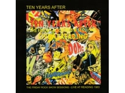 CD Ten Years After - Live At Reading '83 (The Friday Rock Show Sessions)