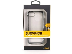 Capa GRIFFIN Survivor Core iPhone 5, 5s, SE Preto — Compatibilidade: iPhone 5, 5s, SE