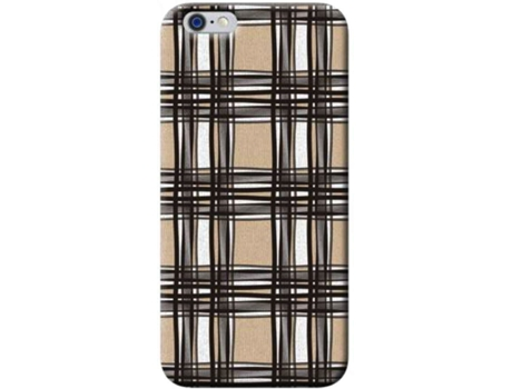 Capa BENJAMINS Hot Fabric iPhone 7 Tartan — iPhone 7