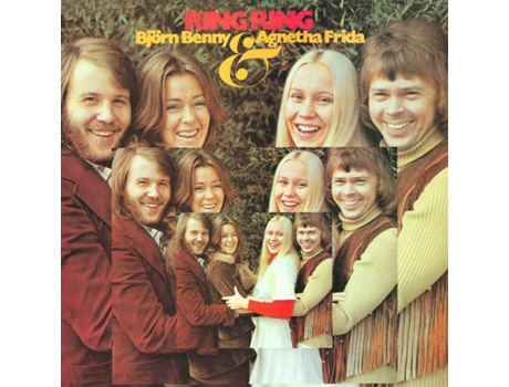 Vinil Abba: Ring Ring — Pop-Rock