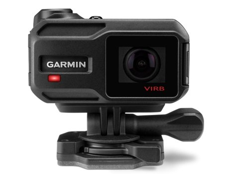 Action Cam GARMIN Virb XE Preto — HD / Wi-Fi /  Bluetooth / Até 2 h